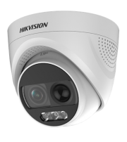 DS-2CE72DFT-PIRXOF(3.6mm) 2MP Turbo HD ColorVu PIR Siren Turret