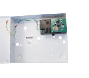 13.8VDC 3A PSU with Mains and Battery Monitoring for general purpose applications