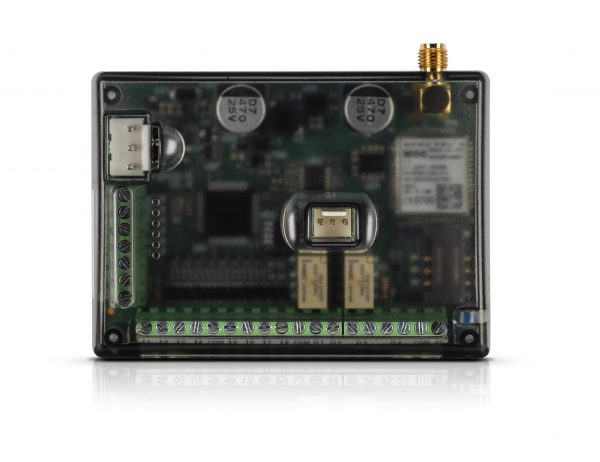 Universal app-enabled GPRS monitoring module with 8-inputs/4-outputs
