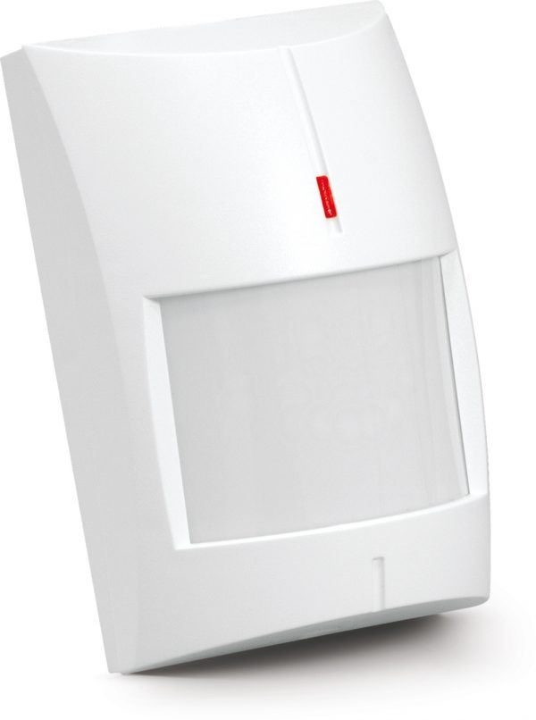 Grade 2 PIR motion detector with built-in EOL resistors
