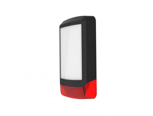 Odyssey X1 Cover (Black/Red)