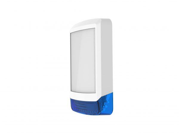 Odyssey X1 Cover (White/Blue)