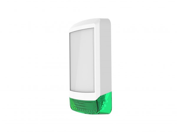 Odyssey X1 Cover (White/Green)