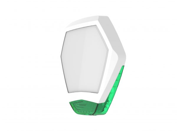 Odyssey X3 Cover (White/Green)