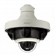 10MP to 22MP Multi-directional+ PTZ Network Camera