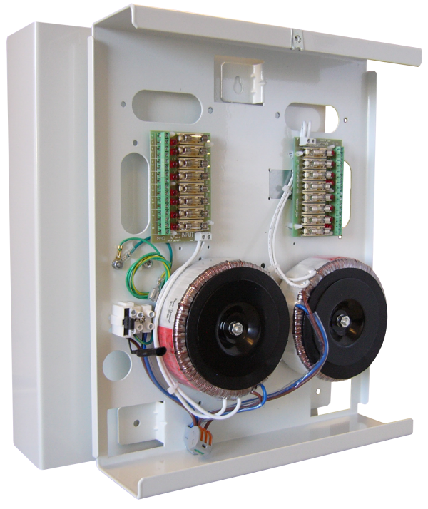24VAC 16A boxed PSU for CCTV Applications