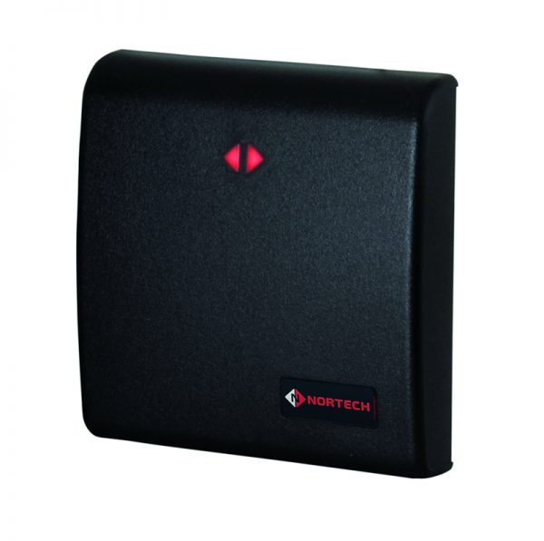 Wall switch style 125kHz EM reader