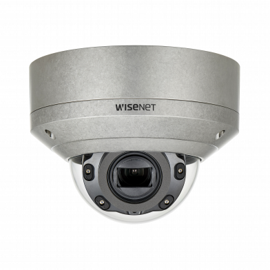 2MP H.265 Stainless NW IR Dome Camera
