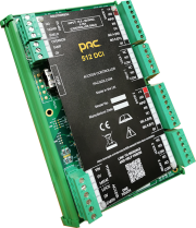 Unboxed PAC 512 DCi Access Controller
