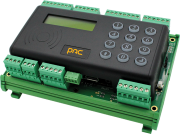 Un-Boxed PAC 212 HF Controller with DIN Mount