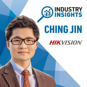 Hikvision's Ching Jin talks to Norbain SD
