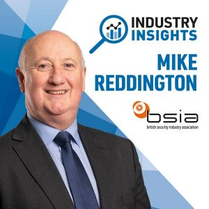 Mike Reddington BSIA